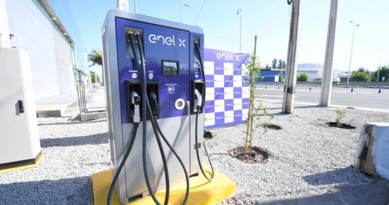 401 buses eléctricos y dos nuevas electrolineras suministrará Enel X al sistema de transporte público de Bogotá