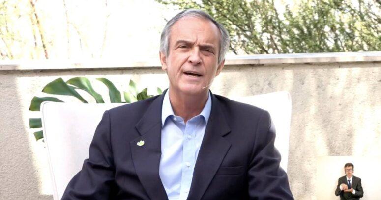 """""""Presidente de CMPC sobre conflicto en La Araucanía:"""