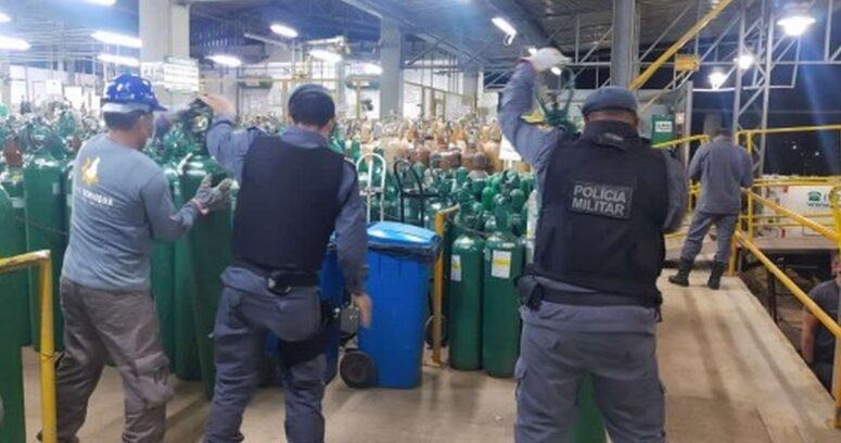 Venezuela ofreció oxígeno a Brasil tras colapso hospitalario por COVID-19