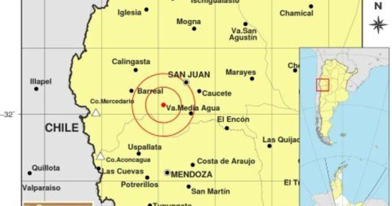 VIDEOS – Así se sintió en Argentina el sismo de 6,5 grados Richter