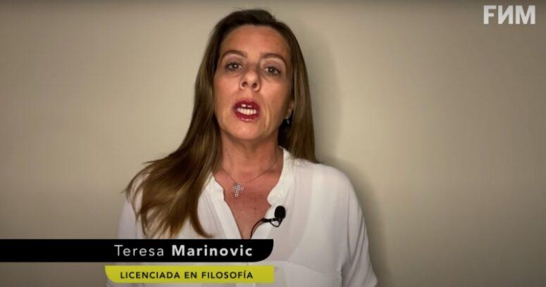 """""""Desbordes arremete con Kast por inclusión de Tere Marinovic en pacto constituyente"""""""