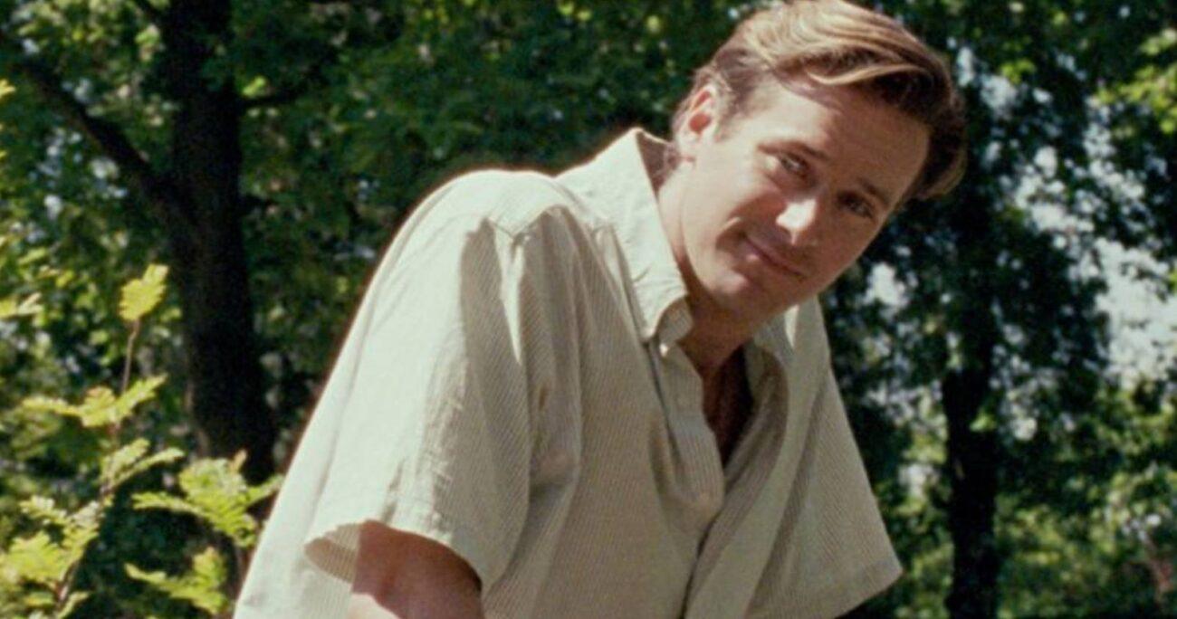 En Call Me By Your Name, el actor interpretó a Oliver. Foto: Captura de pantalla.