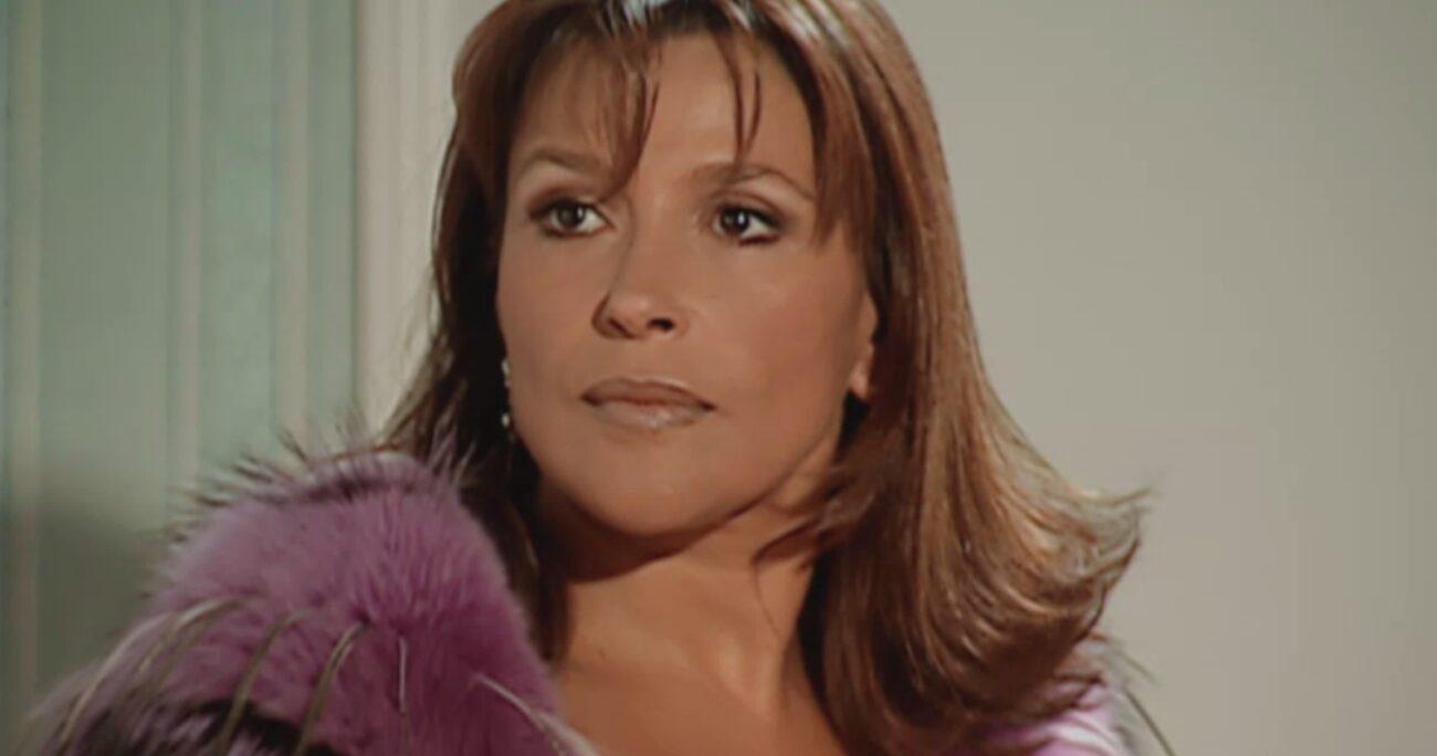 Carolina Arregui interpretó a Beatriz en la teleserie del año 2005. Foto: Canal 13.