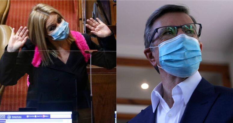 Encuesta Cadem: Joaquín Lavín y Pamela Jiles son los candidatos más competitivos para las presidenciales
