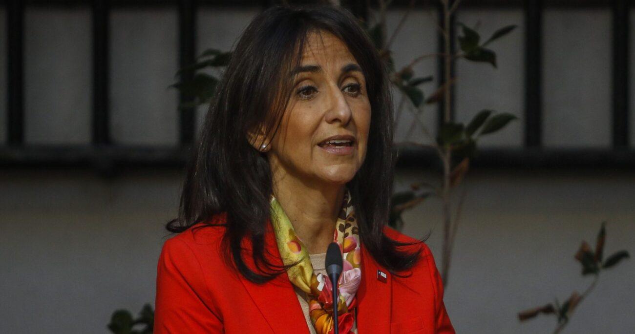 Hasta la fecha, Cuevas se desempeñaba como subsecretaria de la Mujer. Foto: Agencia Uno.