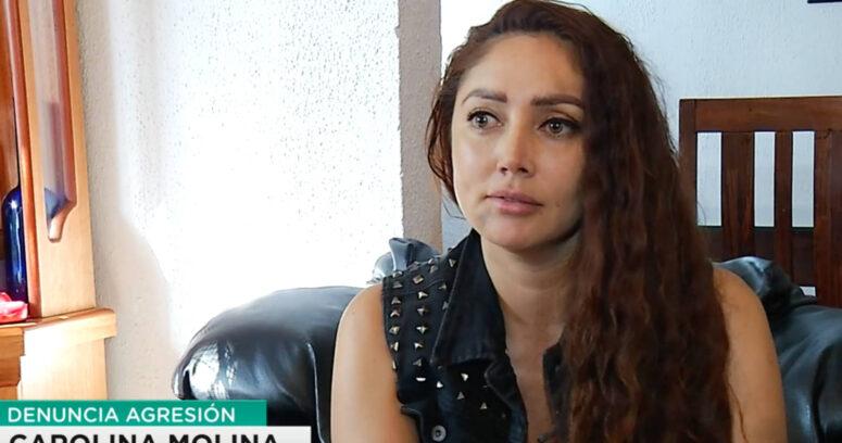 """Carolina Molina tras brutal agresión: """"Yo he hecho las cosas bien"""""""