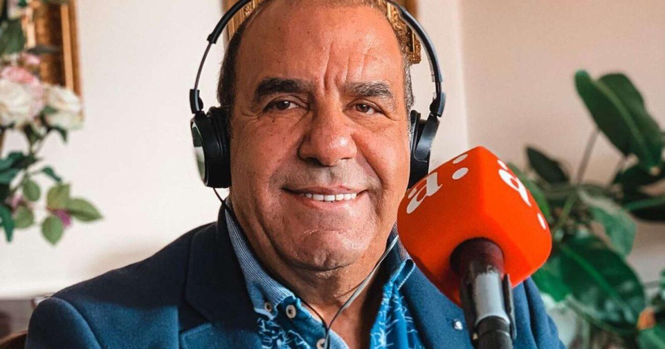 Checho Hirane se refirió al tema en su programa de Radio Agricultura. Foto: Instagram.