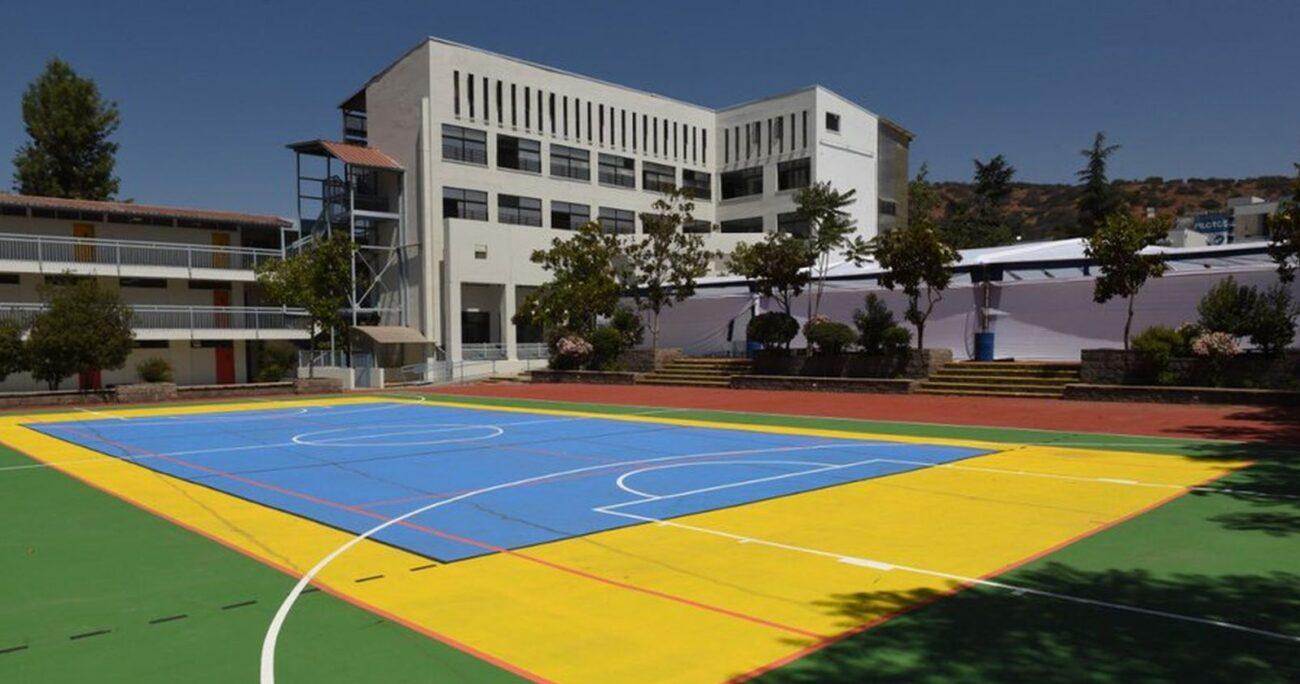 El establecimiento ocupará las instalaciones del ex colegio Mayflower hasta 2023. Foto: Municipalidad de Las Condes.