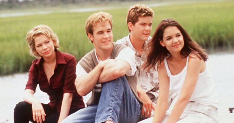 Dawson's Creek: la nostálgica serie juvenil ya está en Netflix
