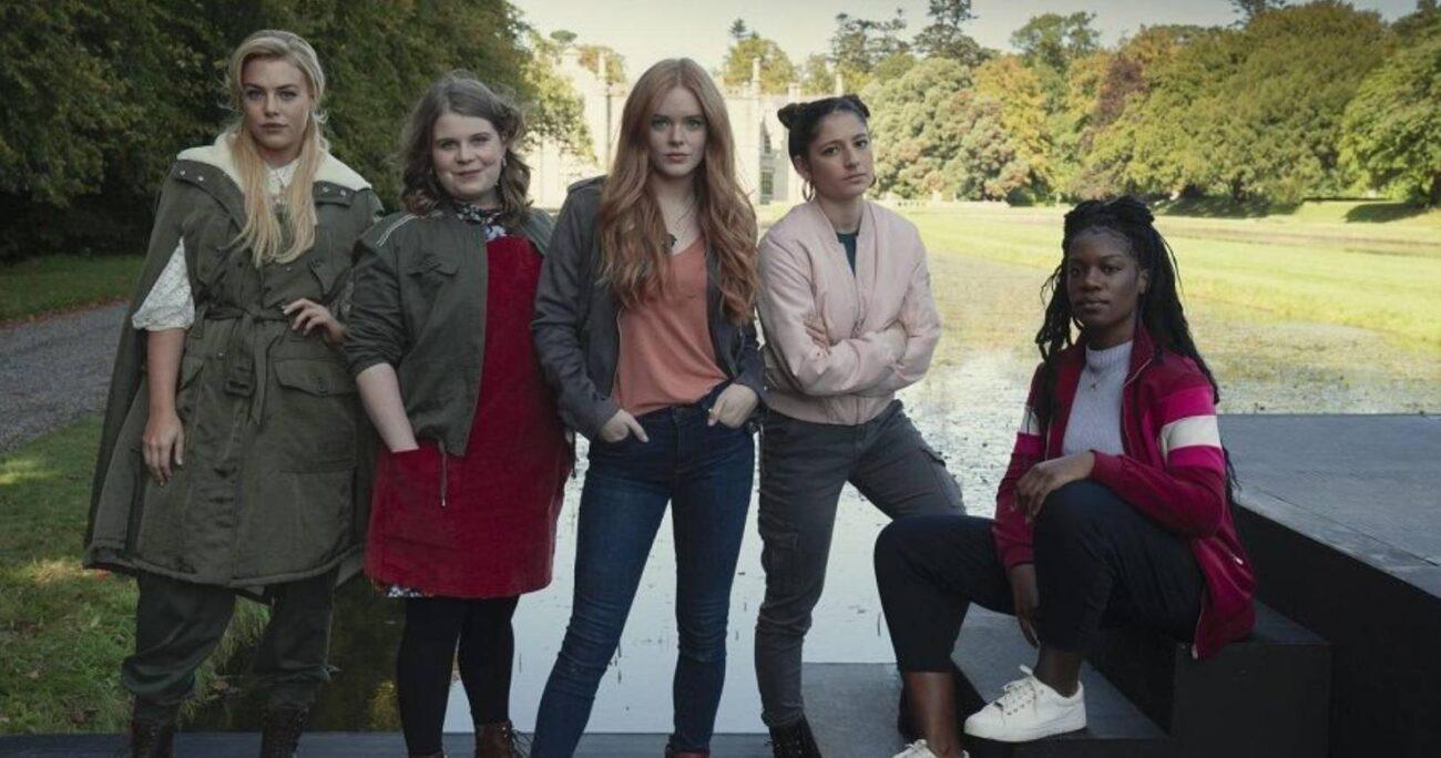 Cada una de las protagonistas cuentan con un poder que las distingue. Foto: Netflix.