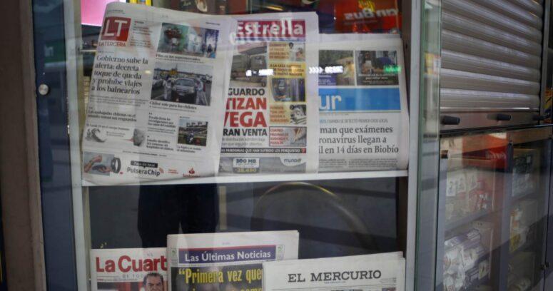 """""""Viernes negro para el periodismo: Copesa desvincula a más de 200 trabajadores"""""""