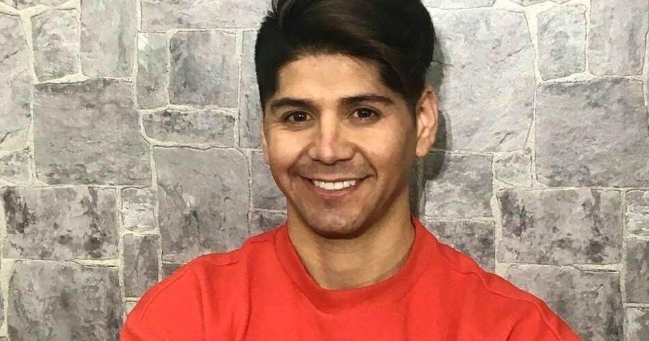 Varas se hizo conocido tras participar en el dating show, Amor Ciego. Foto: Instagram.