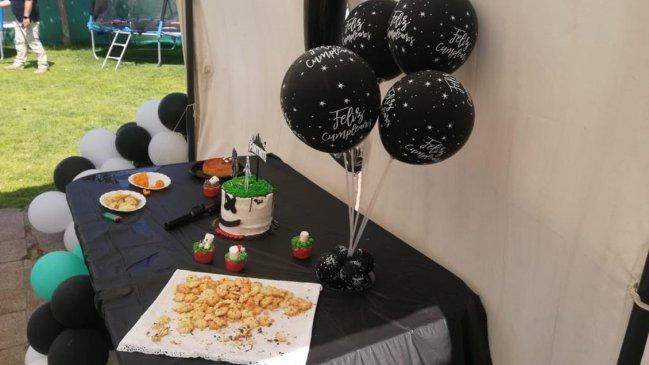 Intendencia expulsará a extranjeros por fiesta de cumpleaños en Villa Alemana