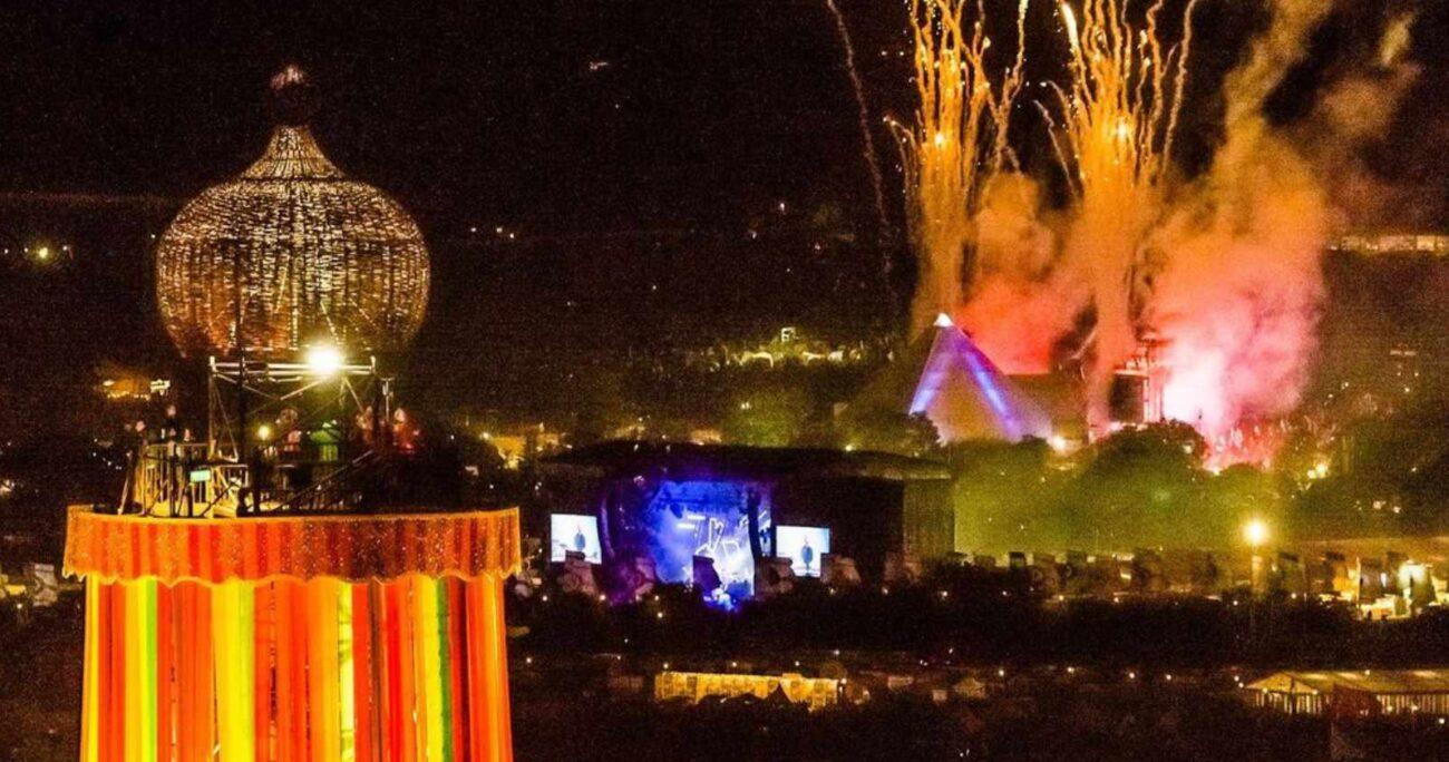 El 2020, el festival de música también había sido cancelado por la pandemia. Foto: Andrew Allcock/Instagram.