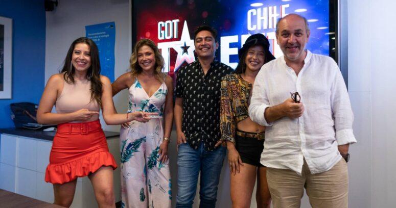 """""""Las definiciones del jurado de Got Talent Chile"""""""