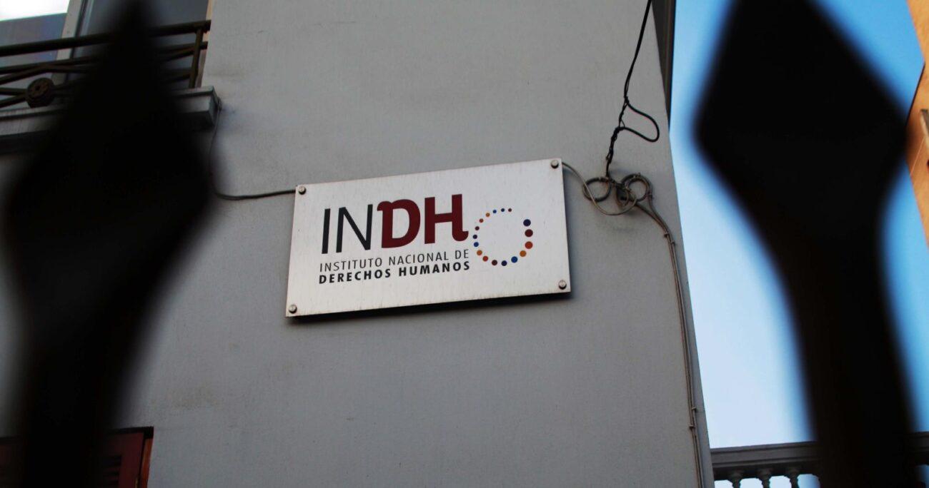 El recurso del INDH se suma al que presentó la Defensoría de la Niñez. Foto: Agencia Uno.