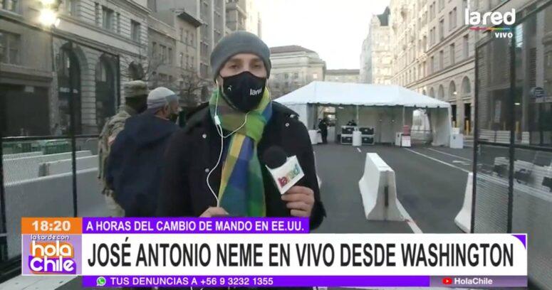 VIDEO – La respuesta de José Antonio Neme ante el recurso de protección que presentó hermana de PDI fallecido