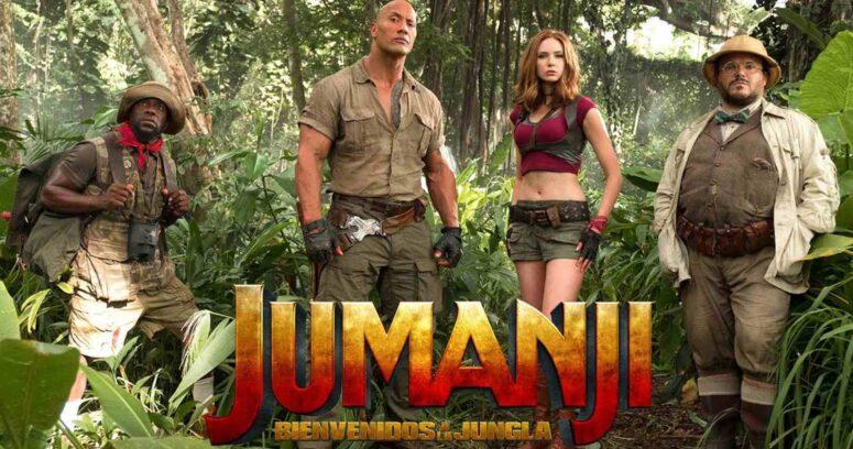 Jumanji: el reboot de la película noventera que aterriza en Netflix