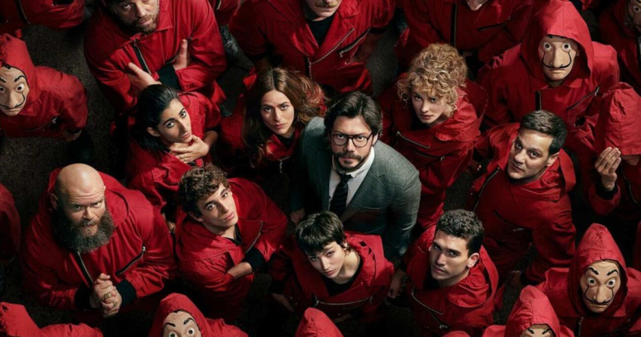 El elenco se encuentra grabando la quinta y última temporada de la serie. Foto: Netflix.