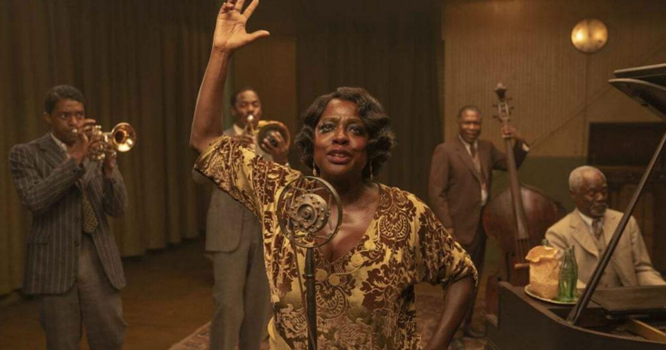 Viola Davis interpreta a la cantante Ma Rainey. Foto: Netflix.