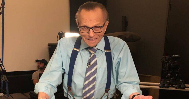 Confirman la muerte de Larry King a los 87 años a causa del COVID-19