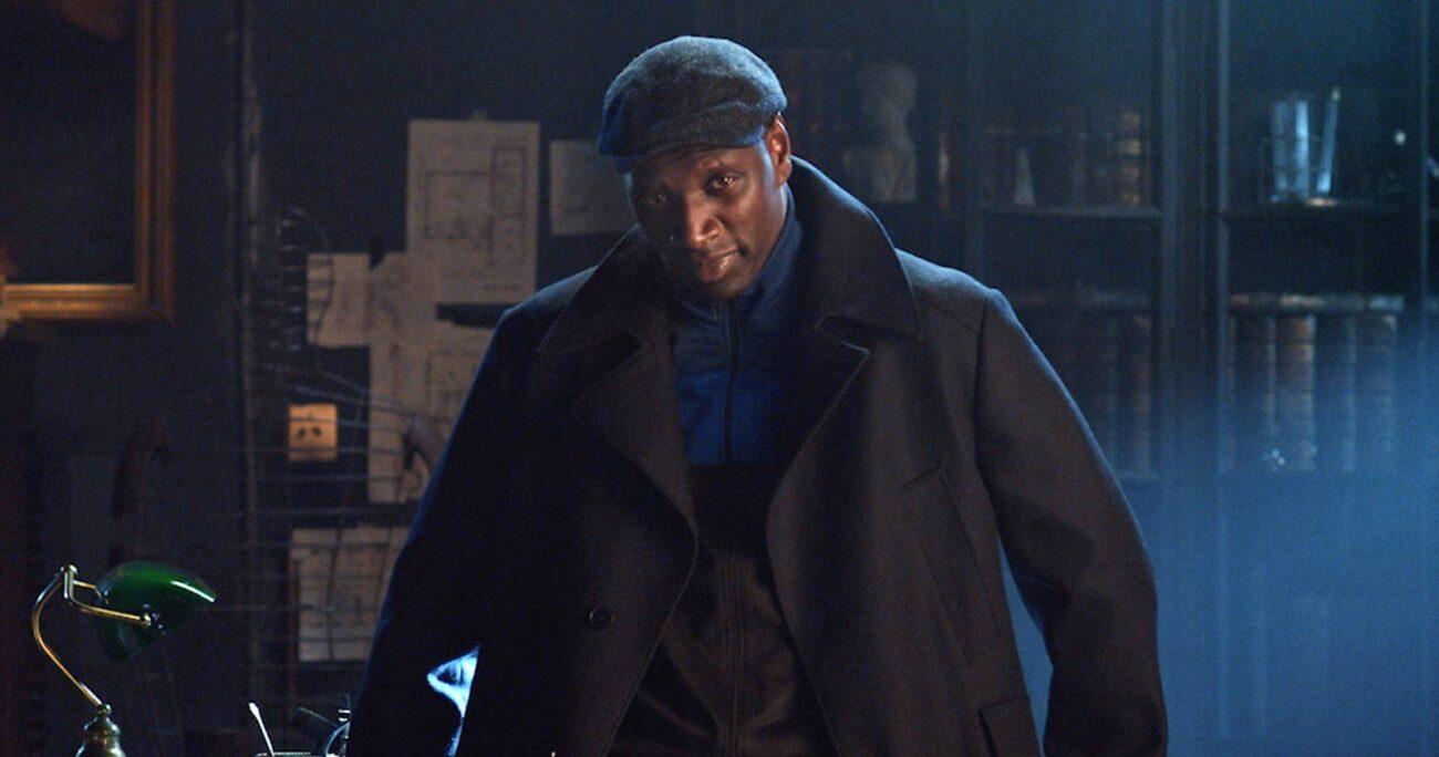 Omar Sy es el actor protagonista de esta serie. Foto: Netflix.