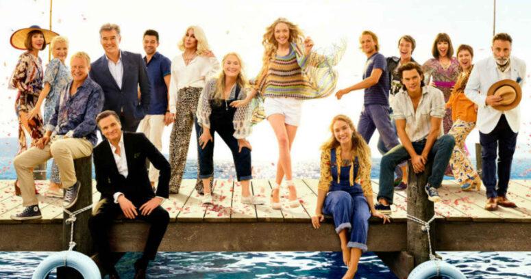 Secuela de Mamma Mia! ya está disponible en Netflix