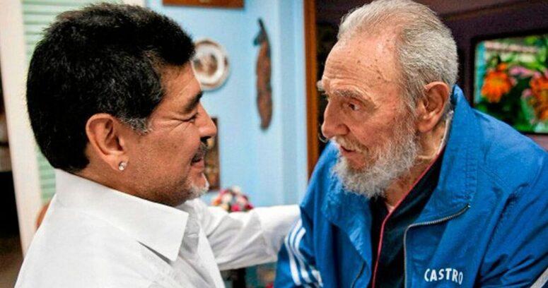 Herencia de Maradona incluye casa en La Habana regalada por Fidel Castro