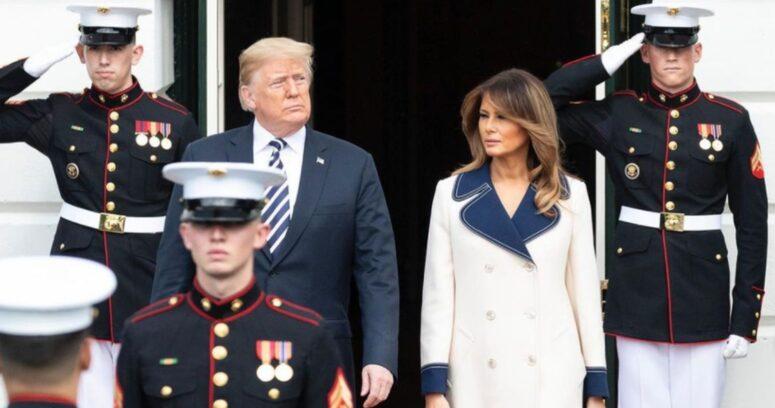 """""""Condeno absolutamente la violencia"""": Melania Trump rompió su silencio tras el asalto al Capitolio"""