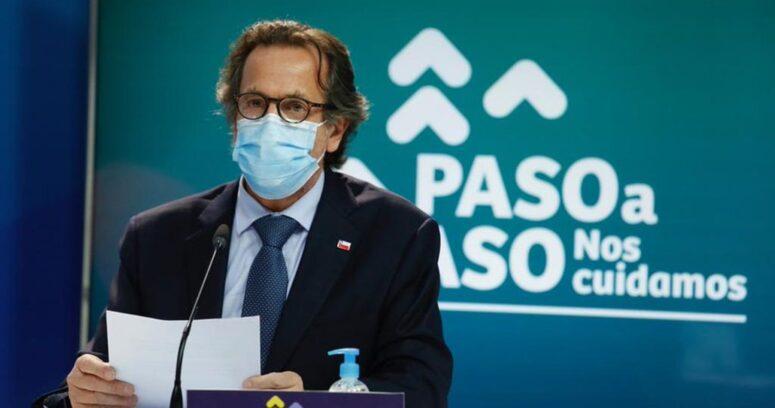 Subsecretario Dougnac reconoció que retrasos de vacunas de Pfizer afectará a Chile