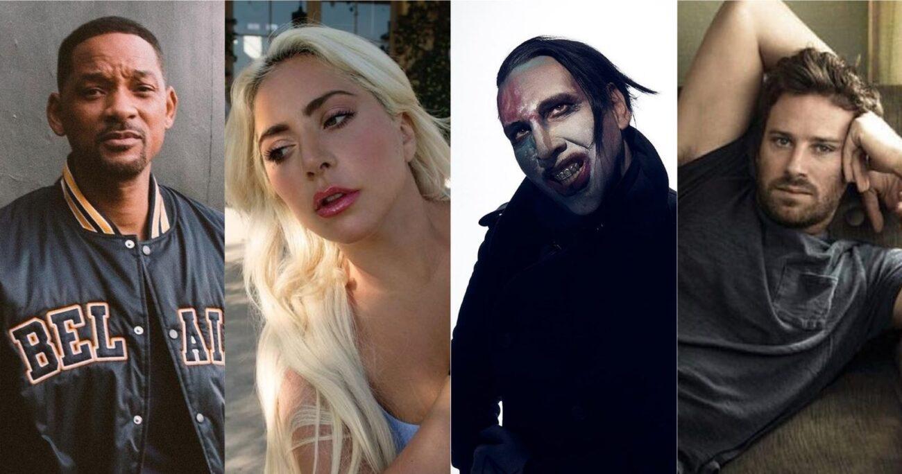 Diversas figuras han sido apuntadas con rumores y especulaciones entorno a sus vidas. Fotos: Instagram.