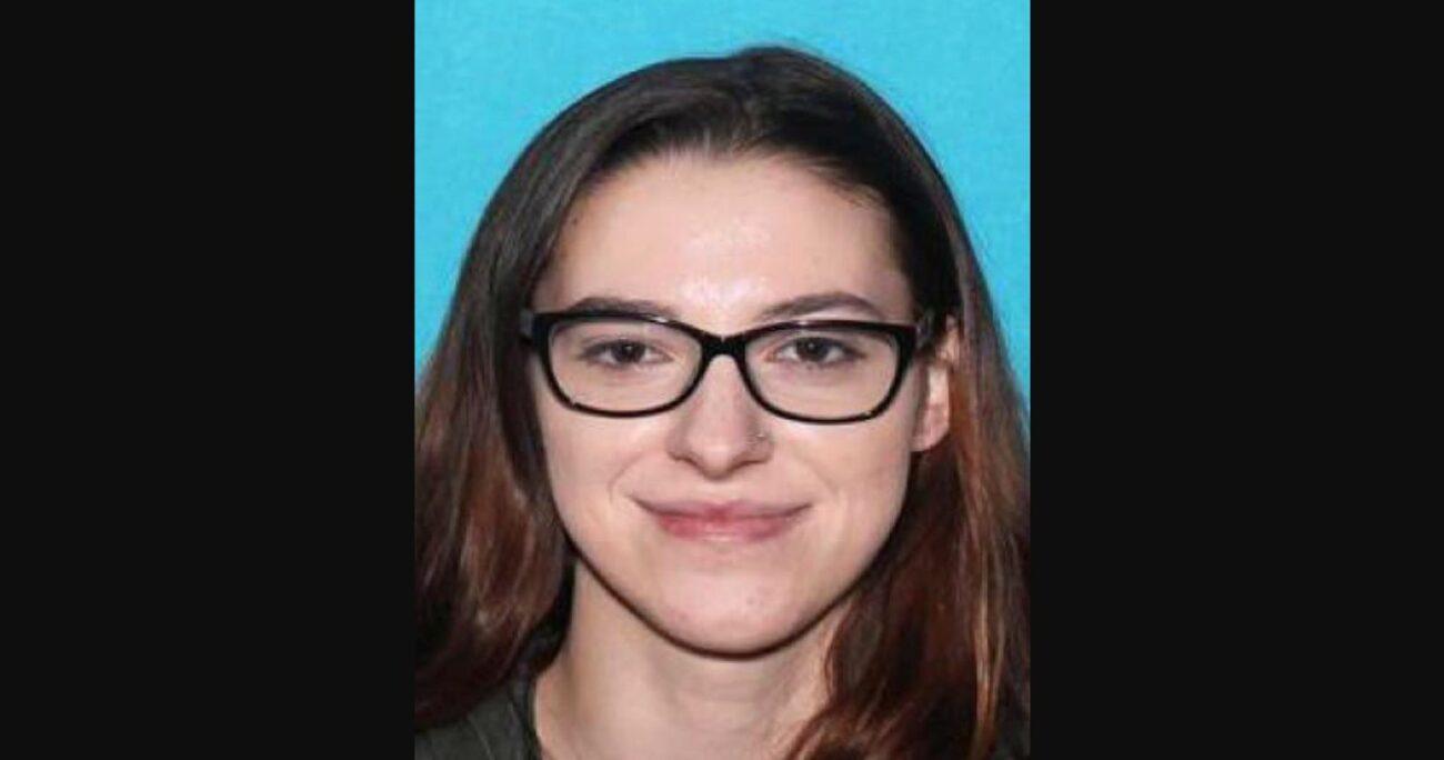 La mujer acusada del robo. Foto: FBI.