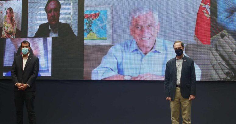 Piñera promulga ley que castiga como delito el uso de fuegos artificiales