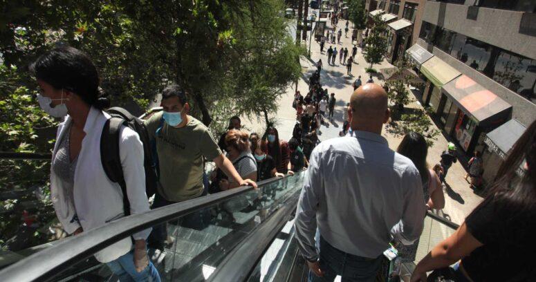 Región Metropolitana sumó más de mil casos de COVID-19 en las últimas 24 horas