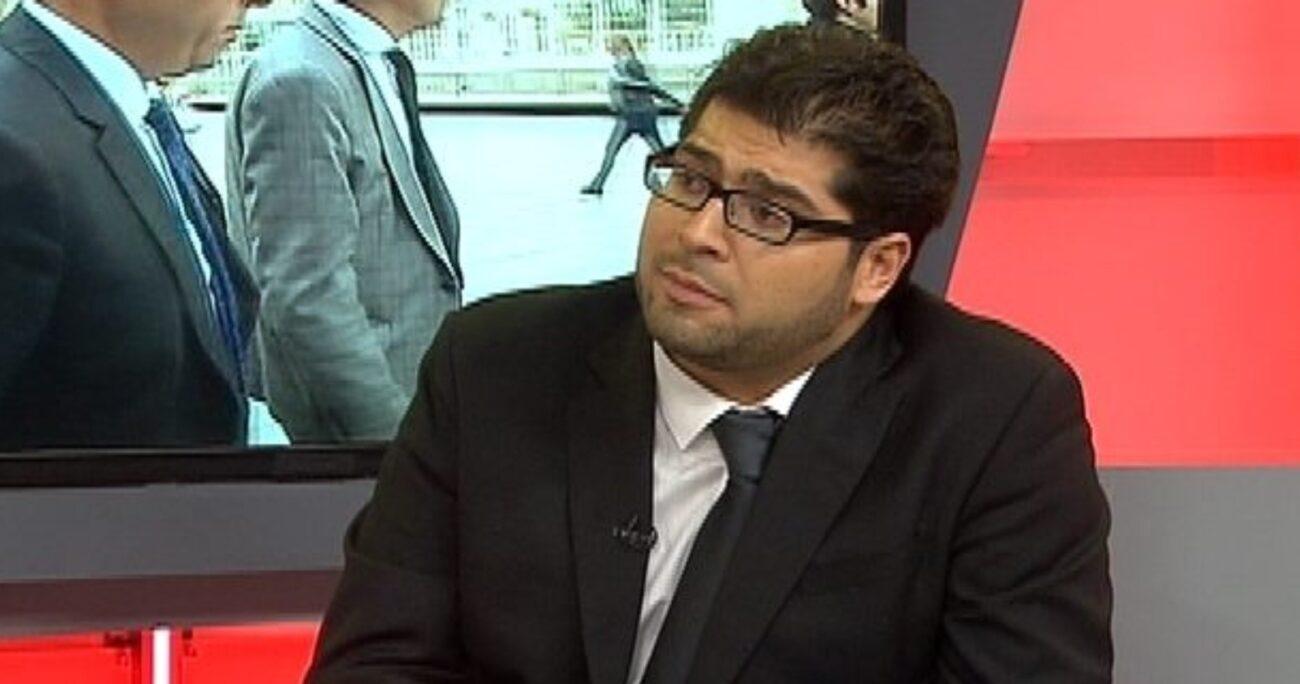 Ramón Sepúlveda también defendió en dos ocaciones al dueño de la empresa Itelecom. Fuente: CNN.