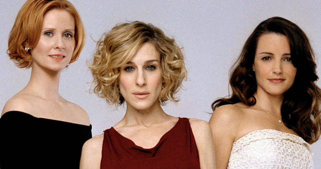 El reboot de la serie solo contará con Sarah Jessica Parker, Cynthia Nixon y Kristin Davis. Foto: HBO.