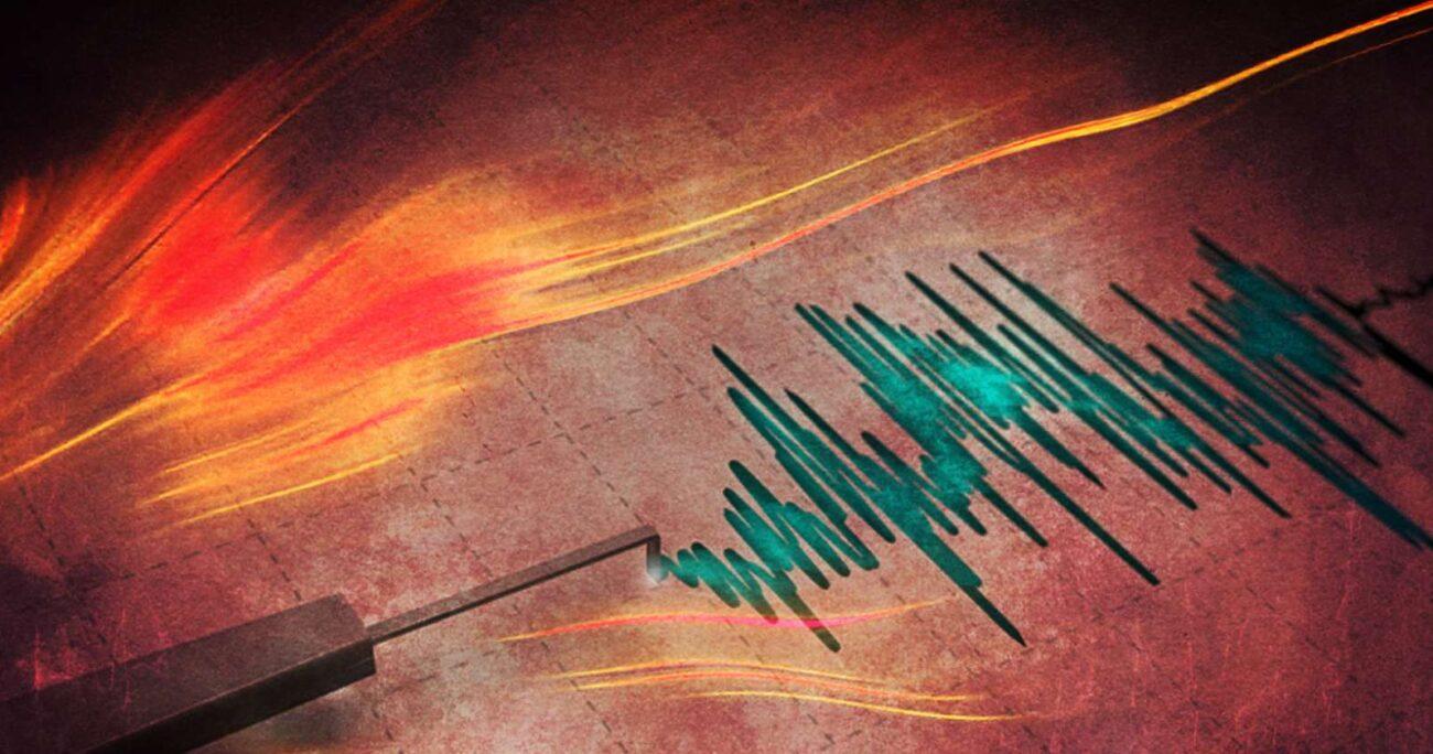 Los sismos fueron de magnitud 7,1 y 5,9 grados. Foto: Agencia Uno.