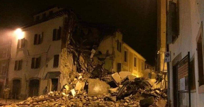 FOTOS + VIDEOS – Los daños que dejó el sismo de 6,5 en San Juan