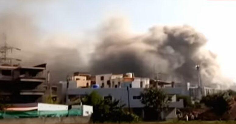 Incendio afecta a sede del mayor fabricante de vacunas del mundo en India