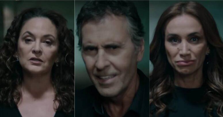 VIDEOS – Mega lanza tres nuevos avances del salto temporal de 25 años de Verdades Ocultas