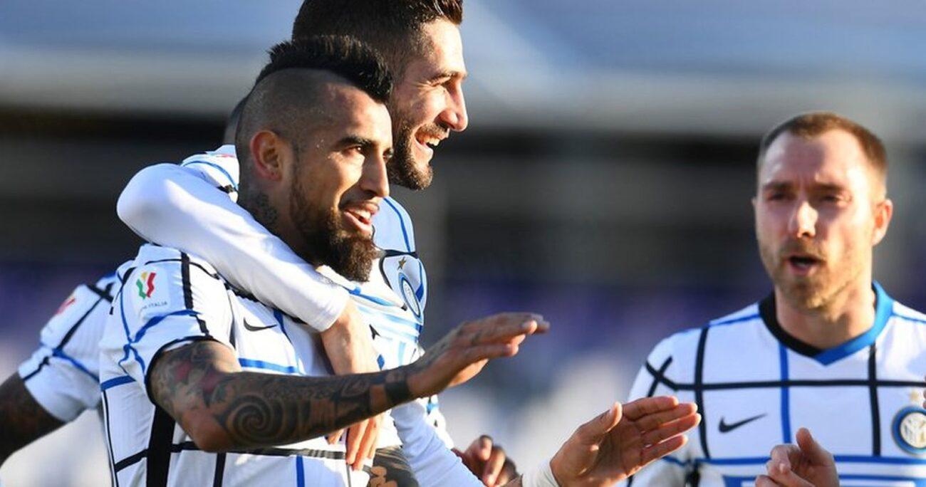 El nacional tomó la responsabilidad y marcó de penal. Foto: Inter