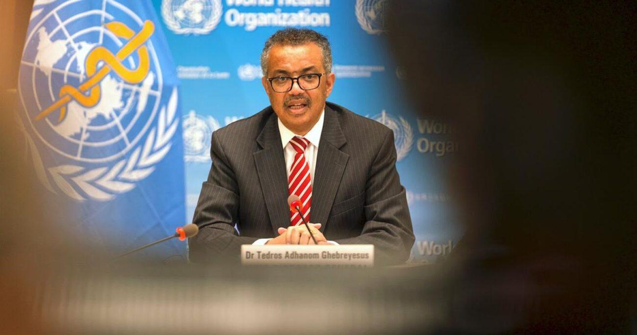 El director de la OMS mostró su preocupación ante la falta de colaboración de las autoridades. Foto: OMS.