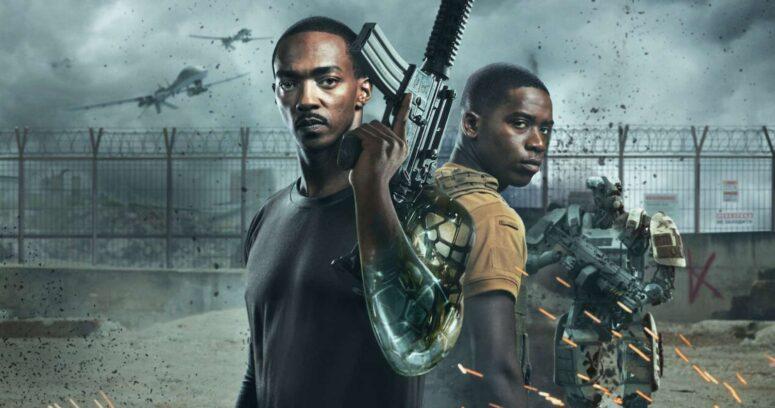 Zona de Riesgo: la nueva película de ciencia ficción de Netflix