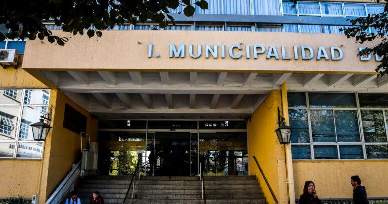 Adulto mayor entró armado a la Municipalidad de Rancagua