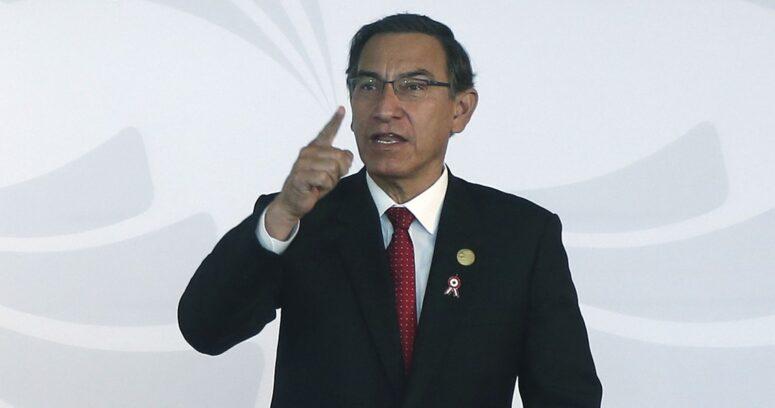 Ministra de Salud de Perú renunció tras polémica por vacunación de ex presidente Vizcarra