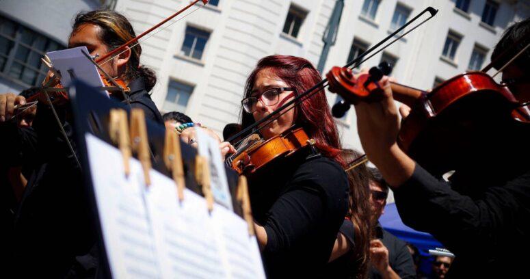 Francia anuncia conciertos con público para probar sus medidas frente al coronavirus