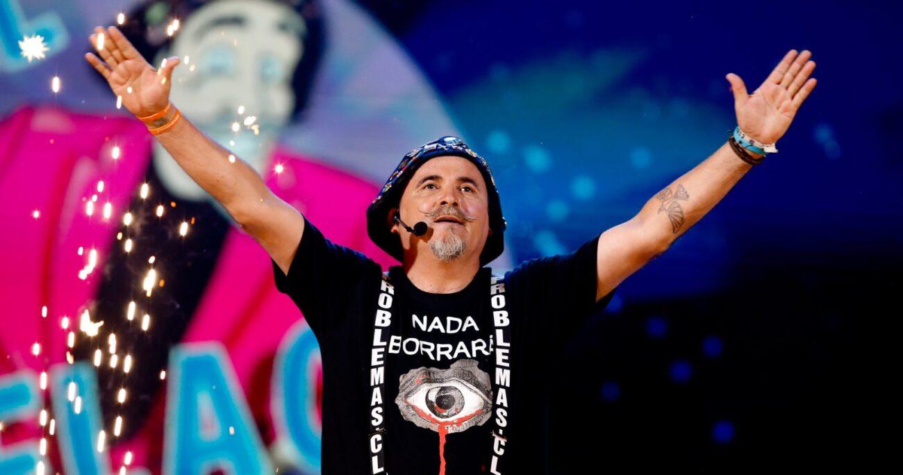 Paul Vásquez participa en actividades de La Minga desde 2015. (Agencia UNO/Archivo)
