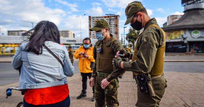 Chile Vamos defenderá control preventivo de identidad ante la Comisión Interamericana de Derechos Humanos