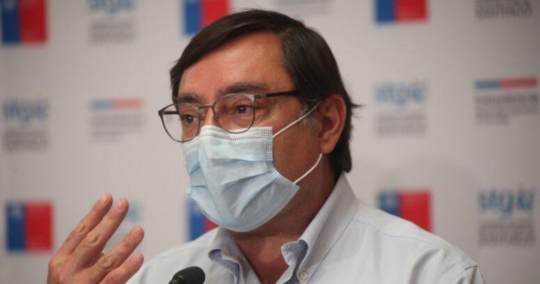 """Guevara tras modificaciones de alcaldes a calendario de vacunación: """"Va a haber sumario sanitario"""""""