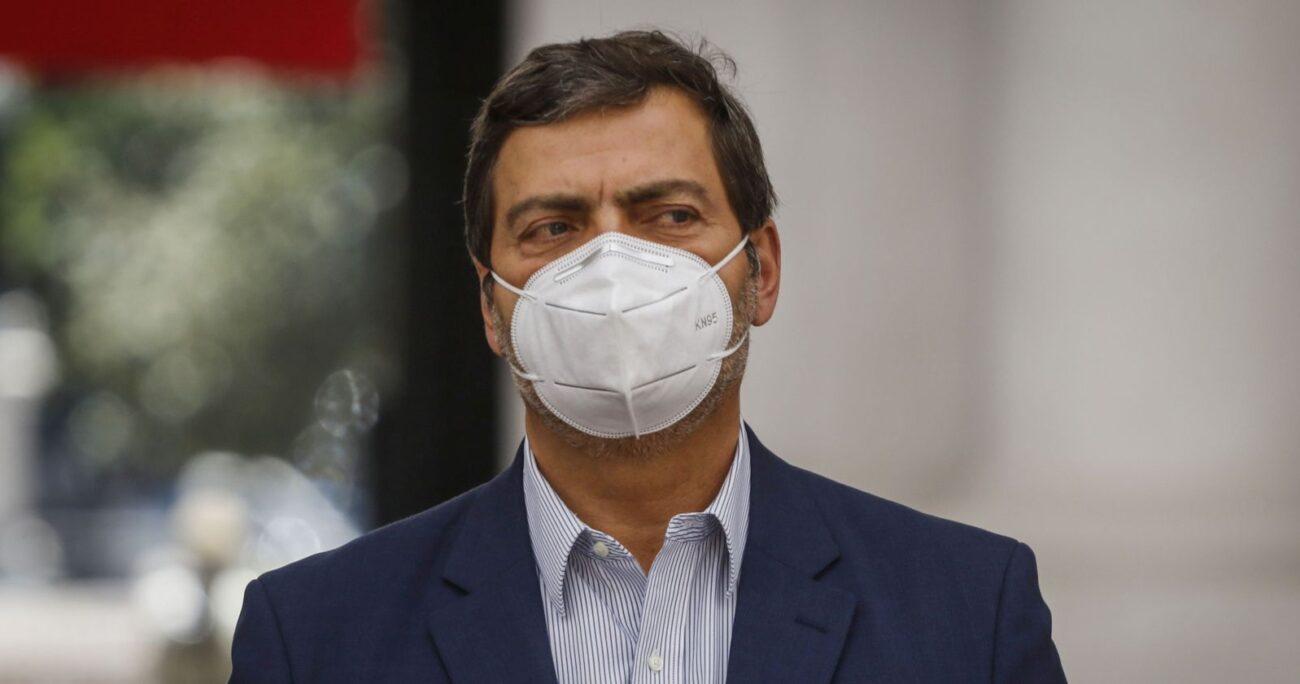 Cristián Barra llegó al cargo en noviembre pasado. Foto: Agencia Uno
